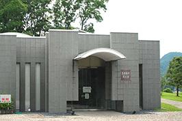 夏見廃寺展示館